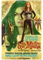 The million eyes of sumuru b1150680 boxcover