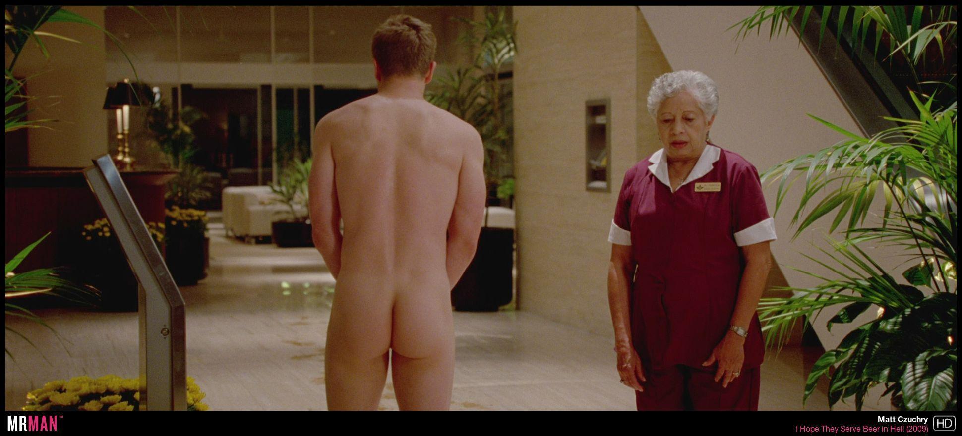Matt czuchry naked
