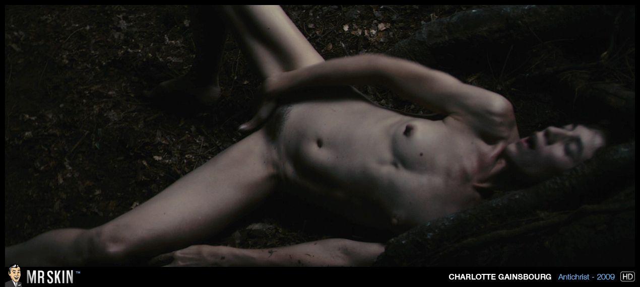 Charlotte Gainsbourg Nymphomaniac Sex Scene
