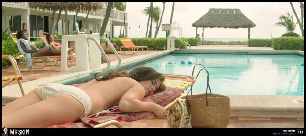 Swimwear Isla Fishre Nude Gif