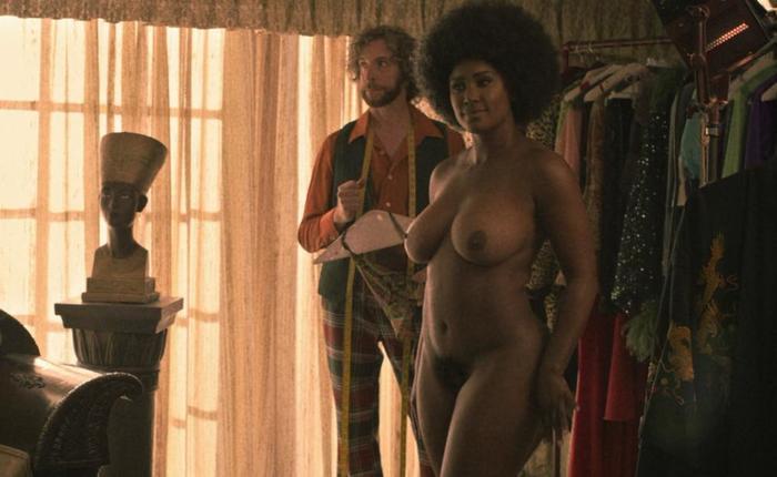 Nude scenes