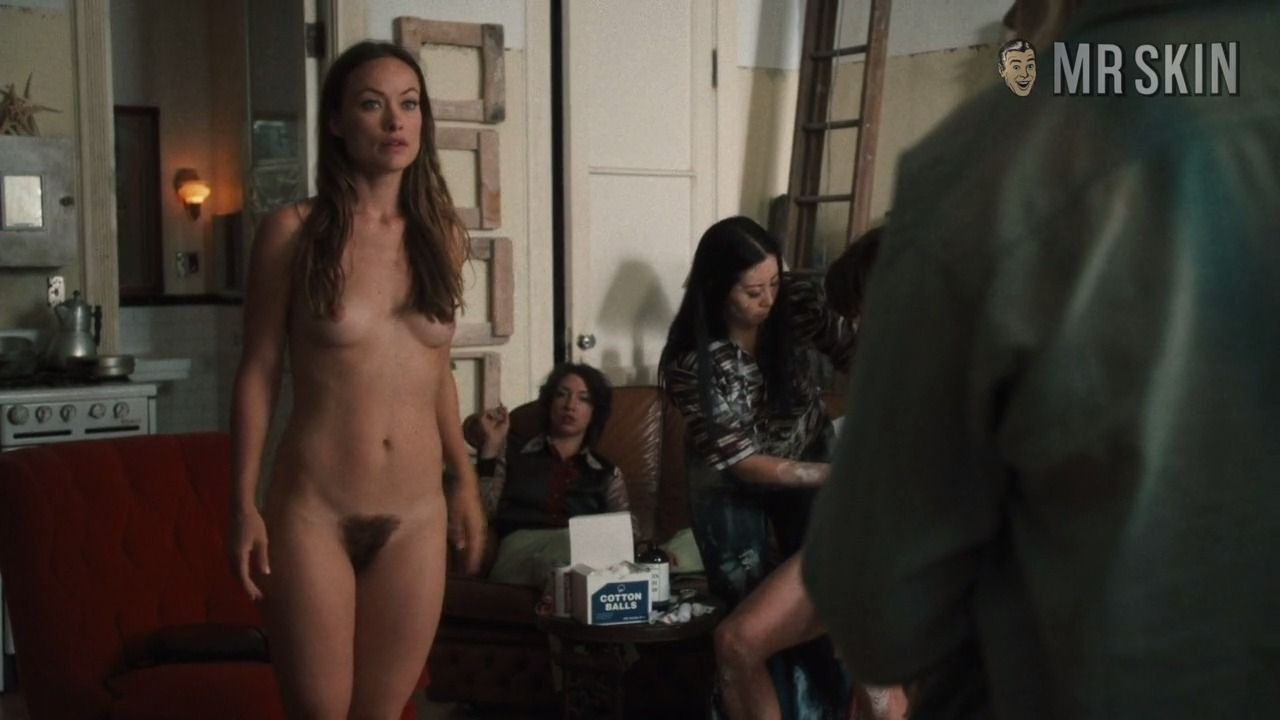 Hot Olivia Wilde Nude Clips Images