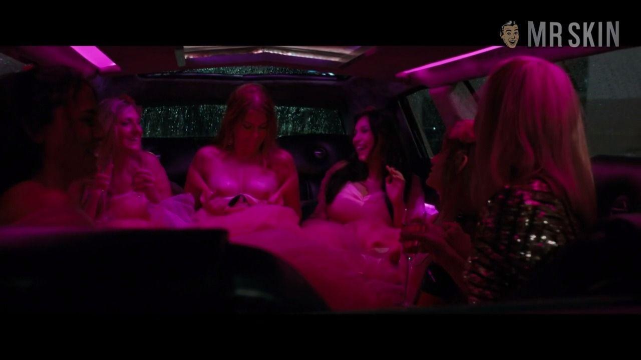 Logan Nude Scene